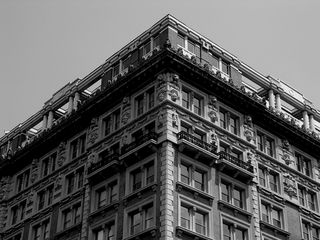 While some buildings in downtown are particularly ornate...