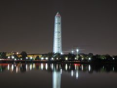View from the southwest, near the Martin Luther King, Jr. Memorial.