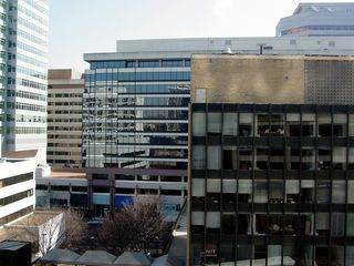 As you can see, Rosslyn has the modernist appearance of 1970s architecture...