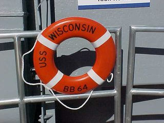 And of course, in case you ever fall overboard, this will help you.