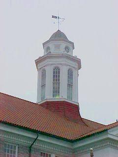 Wilson Hall cupola